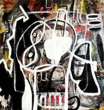 Maico Camilo, 'Lost Within My Own Self 5', 2020