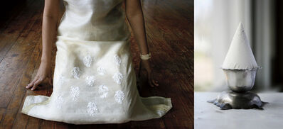 Priya Kambli, 'Me (Flour)', 2009