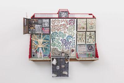 Patrick Van Caeckenbergh, 'Maquette: De boodschap der ingewanden (Het anatomisch theater)', 2015 -2020