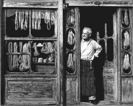 Neil Folberg, 'The Ropemaker, 1971, Macedonia', 1971/1971c