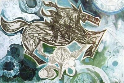 Mark T. Smith, 'Dream Horse', 2009