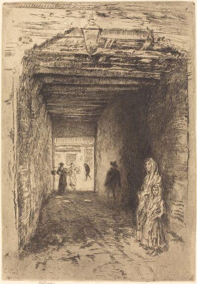 James Abbott McNeill Whistler, 'The Beggars', 1879/1880