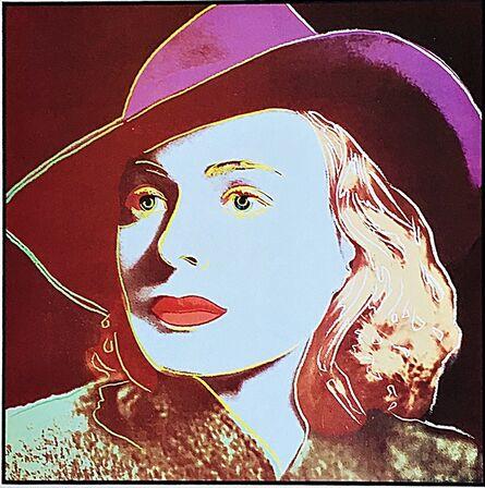 Andy Warhol, ' Ingrid Bergman ', 1987
