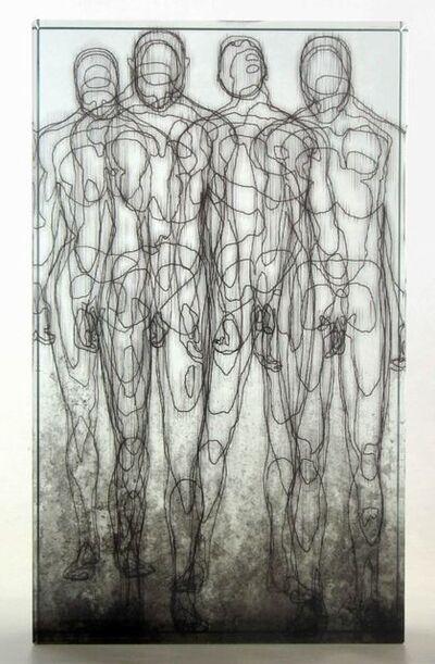 Michal Macku, 'Glass Gellage XXI', 2012