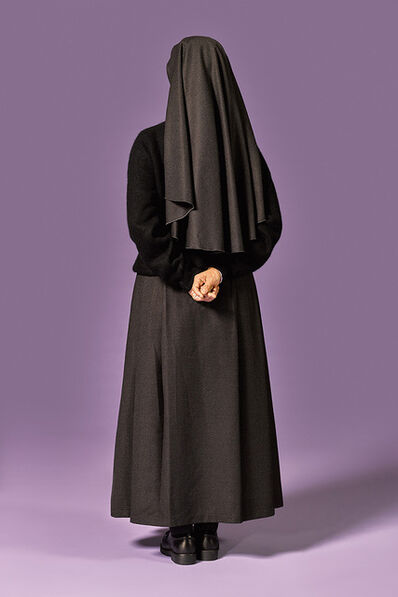 Leung Chi Wo + Sara Wong, 'Nun With Hands Behind Her Back', 2014