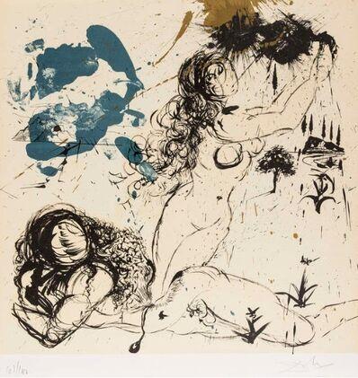 Salvador Dalí, 'The Creation of Eve', 1970