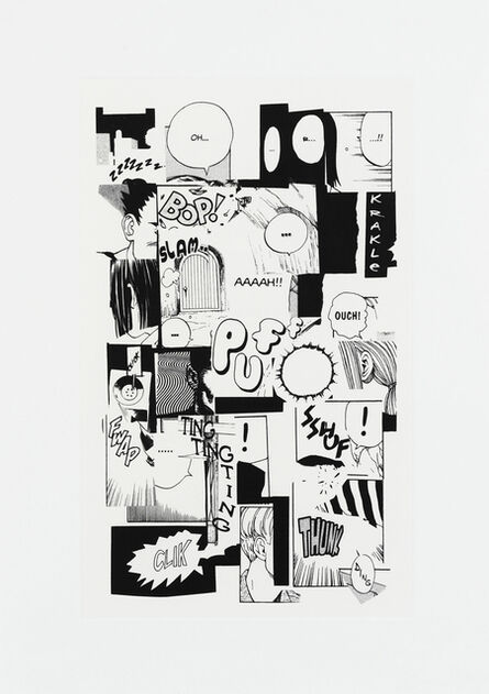 Christian Marclay, 'Puff Ouch!', 2011
