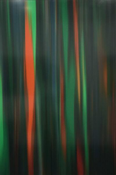 Damián Hernández, 'Cortezas, Colores en Movimiento Fillage III', 2015