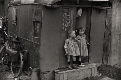 Marc Riboud, 'Suburbs of Paris.', 1953
