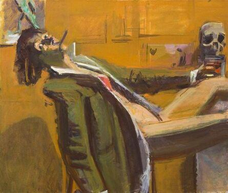 Cherry Pickles, 'My Sullen Art: Self-Portrait as Dylan Thomas', 2011