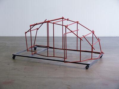 Sergi Aguilar, 'Ruta vermella', 2009