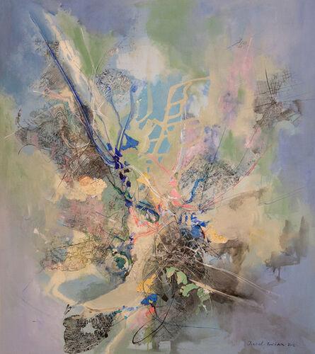 Isabel Turban, 'Tu del norte yo del sur', 2018