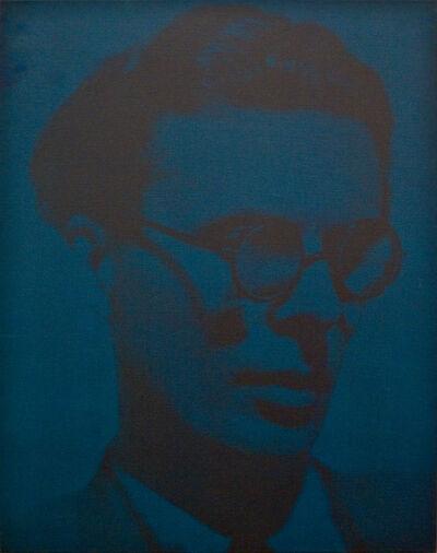 Gottfried Helnwein, 'Fire - Aldous Huxley', 1996