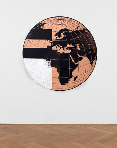 Bryan Dooley, 'World Grid #1', 2015