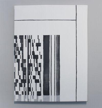 Ana Bidart, 'Pasaporte detail (corner bar)', 2014