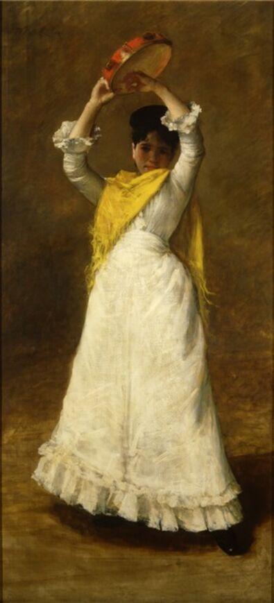 William Merritt Chase, 'Portrait of Miss L. (Portrait of Angelica Hamilton Lawrence)', 1892