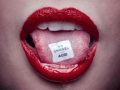 Tyler Shields, 'Chanel Acid', 2015