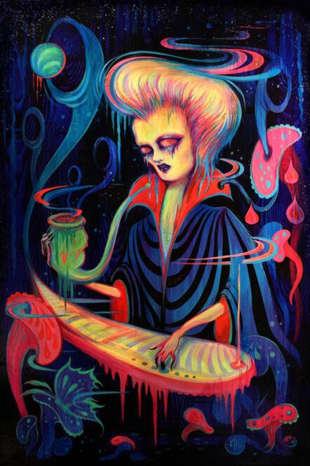 Camille Rose Garcia, 'The Ballad of Neptune'