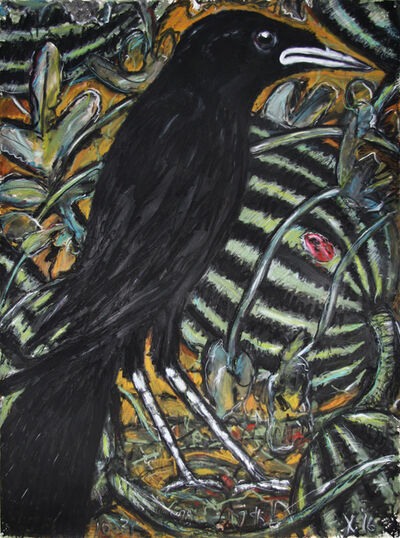 Frank X. Tolbert, 'Common Crow'