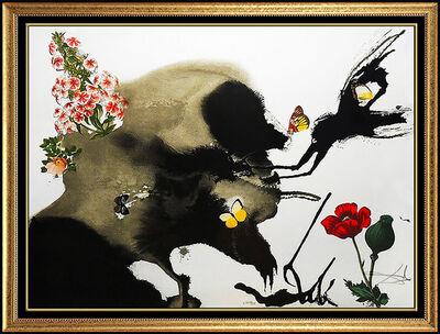 Salvador Dalí, 'Salvador Dali Color Lithograph Original Signed Four Seasons Artwork Authentic', 20th Century