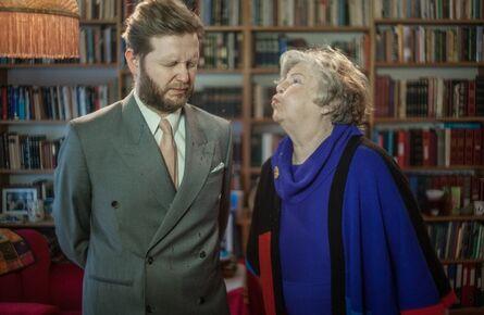 Ragnar Kjartansson, 'Me and My Mother', 2015