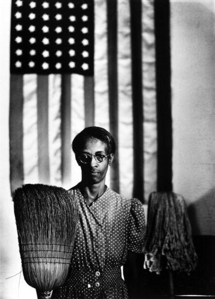 Gordon Parks, 'American Gothic, Washington, DC', 1942