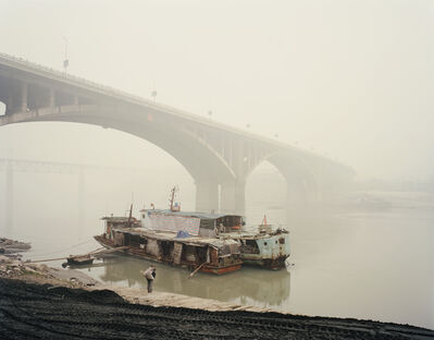 Nadav Kander, 'Yibin V, Sichuan Province', 2007