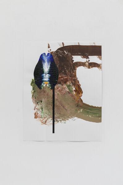 Elizabeth Neel, 'Pin Sticker ', 2020