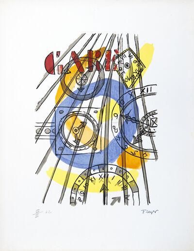 Fernand Léger, 'La Gare', 1959