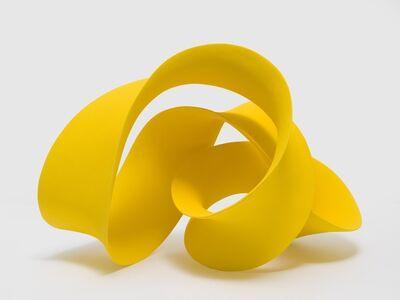 Merete Rasmussen, 'Entwined Yellow II', 2019