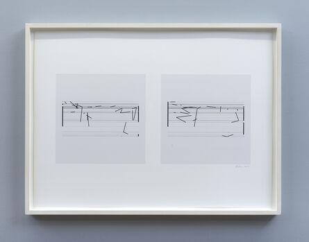 Manfred Mohr, 'P1682_1239', 2014