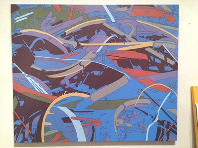 "Francis Ruyter, '""Russell Lee: Lo\ull of scrap iron, Oklahoma City, Oklahoma""', 2014"