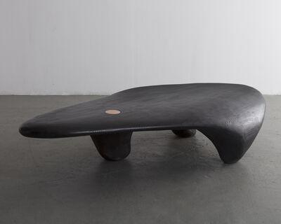 Rogan Gregory, 'Sculptural coffee table/polar bear form', 2017