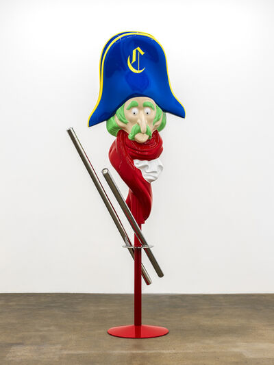 Kathryn Andrews, 'Coming to America (Filet-O-Fish)', 2013
