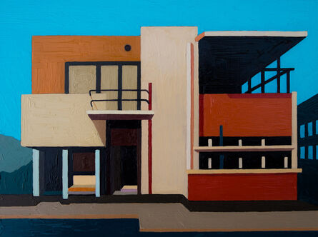 Andy Burgess, 'Rietveld Shroeder House', 2016