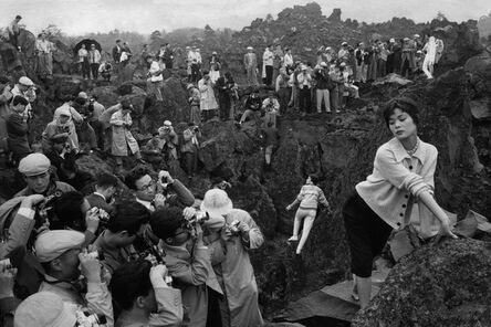 Marc Riboud, 'Photography Fair 150 Kilometers from Tokyo'