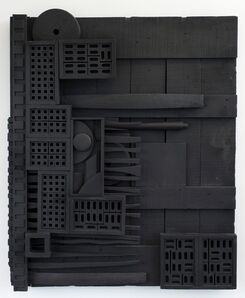 Louise Nevelson, 'Rain Garden VI', 1978