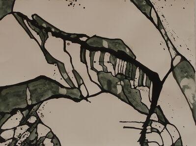 Marlene Tseng Yu, 'Black and White Cracked Ice I #22', 2012