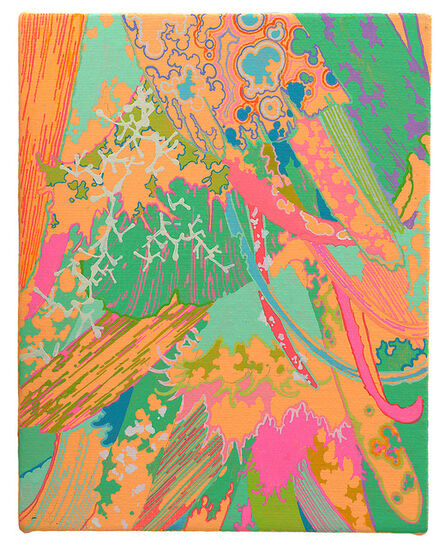 Zhou Fan 周范, 'Pollen No. 13', 2018