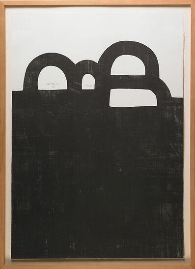 Eduardo Chillida, 'Untitled (Expo 85-Chicago Sculpture International)', 1985