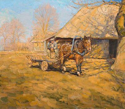 Elena Barkhatkova, 'Spring Sunny Day', 2004