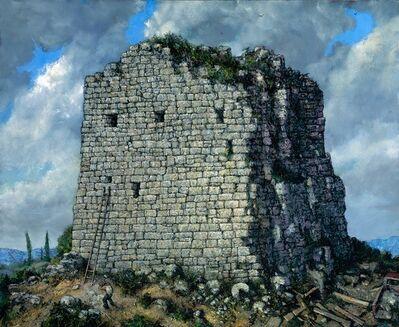 Chester Arnold, 'The Stonebreaker', 2016