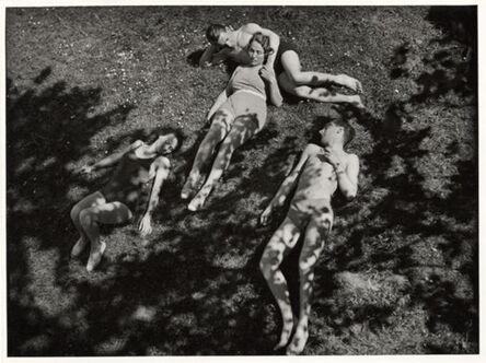 Josef Ehm, 'Summer in the Park', 1932