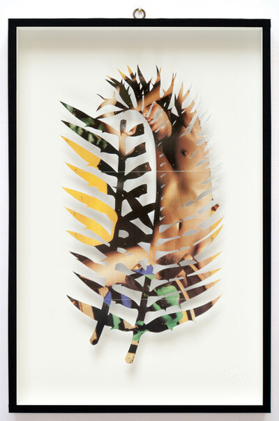Paolo Giardi, 'You Can Learn a Lot of Things From the Flowers - Plant CLVIII', 2016