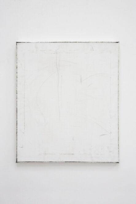 Karin Sander, 'Mailed Painting 130 Bonn - Berlin - Madrid', 2013