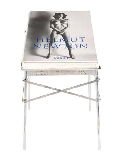 Helmut Newton, 'Helmut Newton Sumo, Collector's Edition Book and Stand', 1999