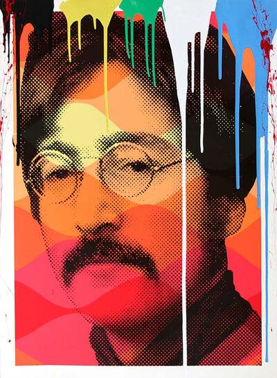 Mr. Brainwash, 'John Lennon', 2014