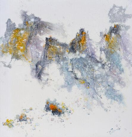 Hu Chi-Chung 胡奇中, 'Crags', 1982