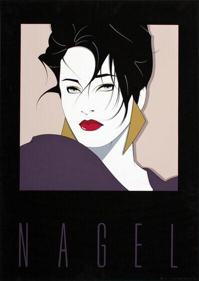 Patrick Nagel, 'Commemorative No. 1', 1984