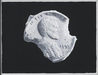 Daniel Arsham, 'Study of The Eroded Penny', 2013